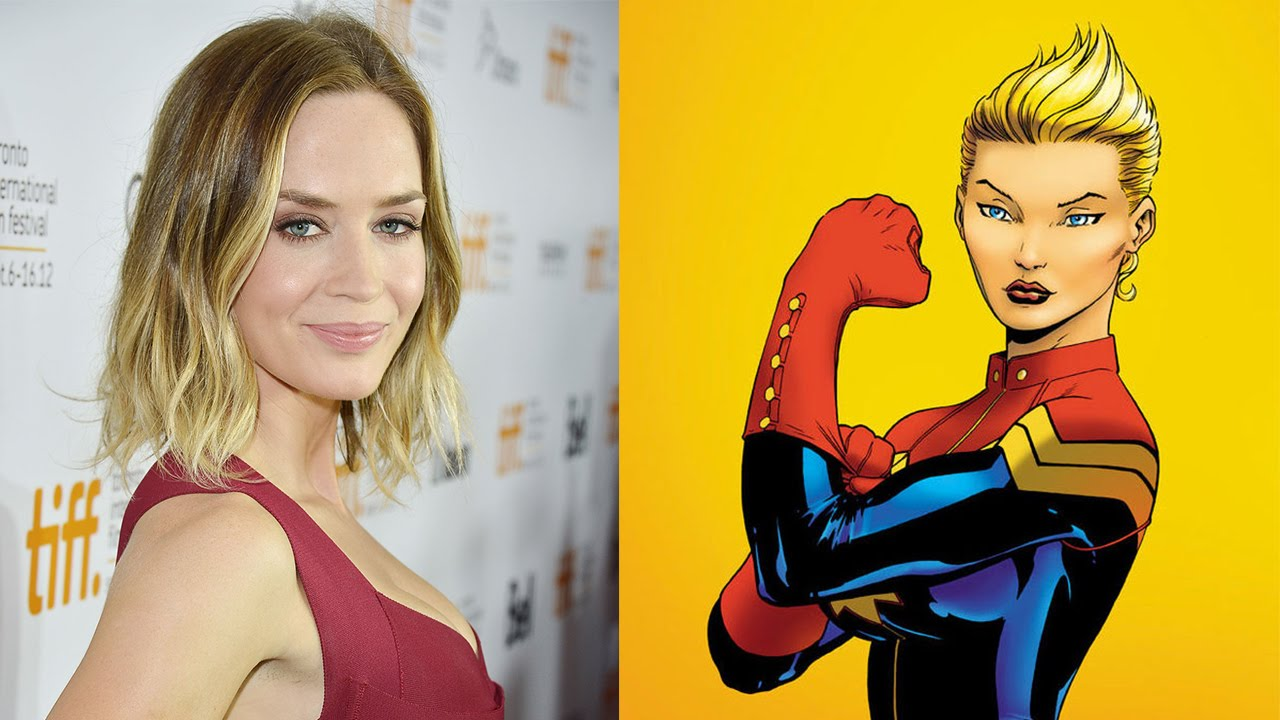Captain Marvel Director/Actress Rumors