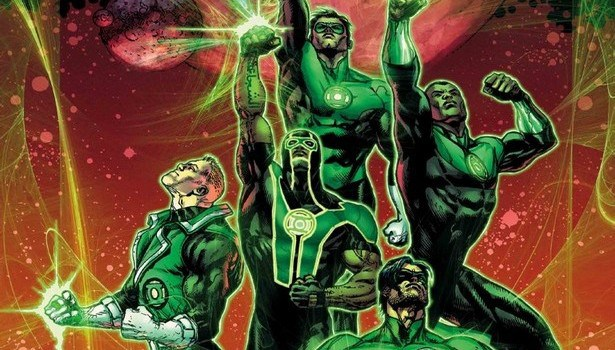 Green Lantern Corps News