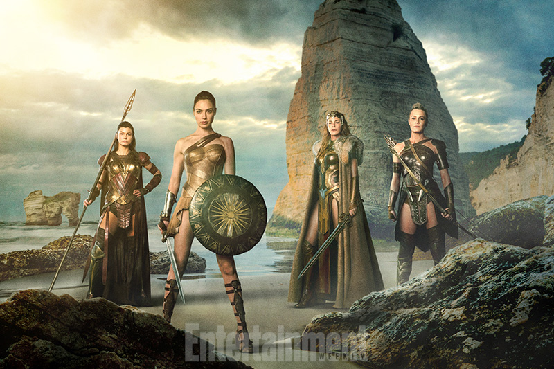New Wonder Woman Images