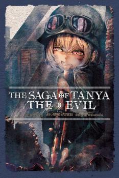 Saga of Tanya the Evil vol 08 Light Novel