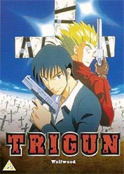 Trigun vol 03 DVD UK