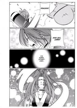 Princess Ninja Scroll Tenka Muso vol 02 GN