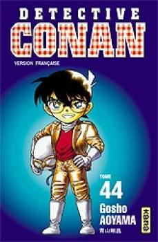 Detective Conan tome 44
