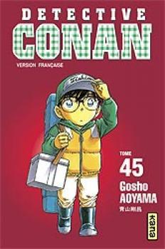 Detective Conan tome 45