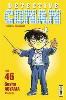 Detective Conan tome 46