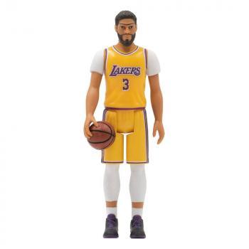 NBA ReAction Action Figure - Wave 1 Anthony Davis (Lakers)