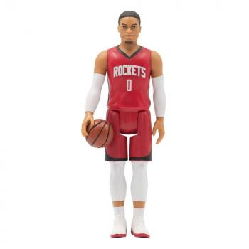 NBA ReAction Action Figure - Wave 1 Russell Westbrook (Rockets)