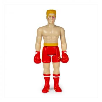 Rocky 4 ReAction Action Figure - Ivan Drago (Beat-Up)