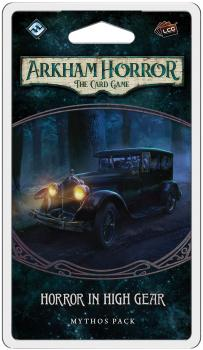 Arkham Horror The Card Game - Expansion Pack 6.3 In High Gear