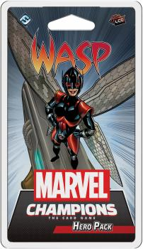 Marvel Champions Living Card Game - 13 The Wasp Hero Pack