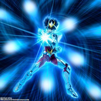 Saint Seiya Saint Cloth Myth Ex Action Figure - Pegasus Seiya (Final Bronze Cloth)