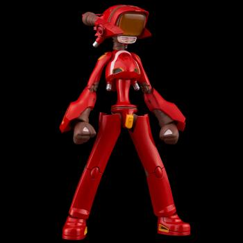 FLCL PVC / Diecast Action Figure - Canti Red Ver.