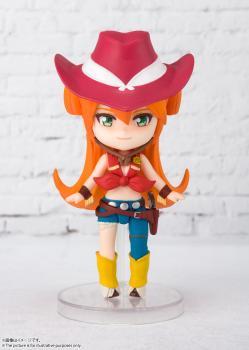 Back Arrow Figuarts mini Action Figure - Elsha Lean
