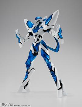 Back Arrow Robot Spirits Action Figure - (Side BH) Brigheight:Muga