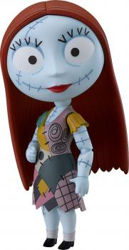 The Nightmare Before Christmas PVC Figure - Nendoroid  Sally