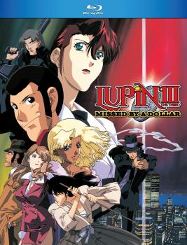Lupin the 3rd Missed By A Dollar Blu-ray