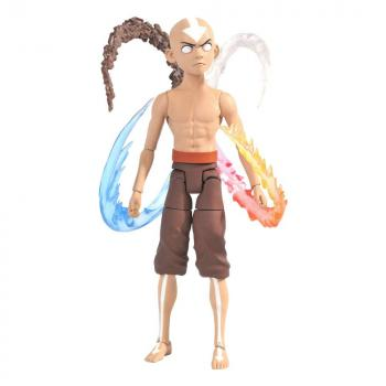 Avatar The Last Airbender Select Action Figure - Series 4 Final Battle Aang