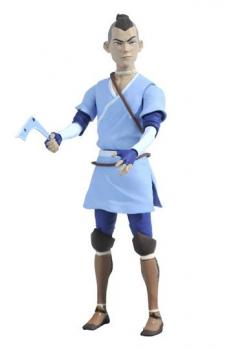 Avatar The Last Airbender Select Action Figure - Series 4 Sokka