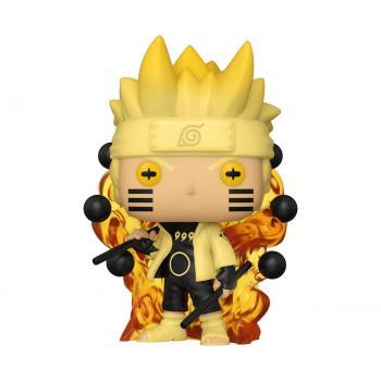 Naruto Shippuden Pop Vinyl Figure - Naruto with Truth Seeking Orbs (Six Path Sage)