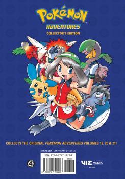 Pokemon Adventures Collector's Edition vol 07 GN Manga