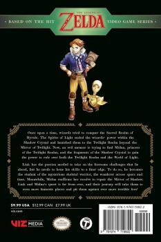 Zelda Twilight Princess vol 08 GN Manga