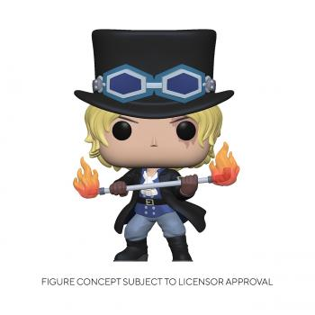 One Piece Pop Vinyl Figure - Sabo