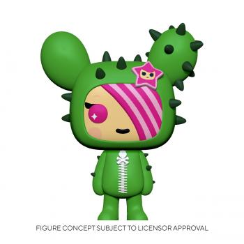 Tokidoki Pop Vinyl Figure - SANDy