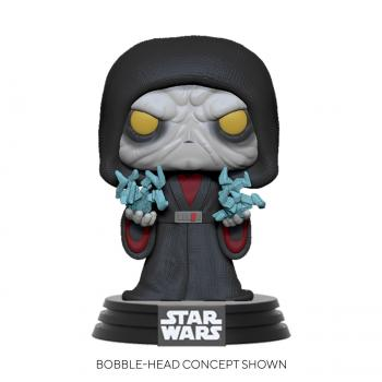 Star Wars Episode IX Pop Vinyl Figure - Revitalized Palpatine