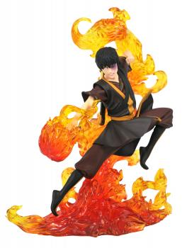 Avatar Gallery PVC Figure - Zuko