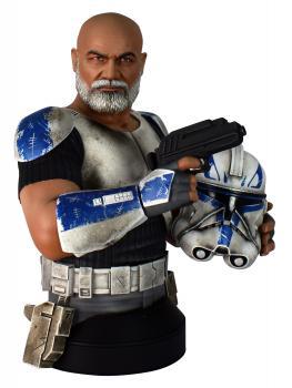 Star Wars Clone Wars Deluxe Bust - Rex
