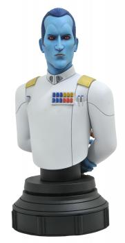 Star Wars Rebels Bust - Thrawn