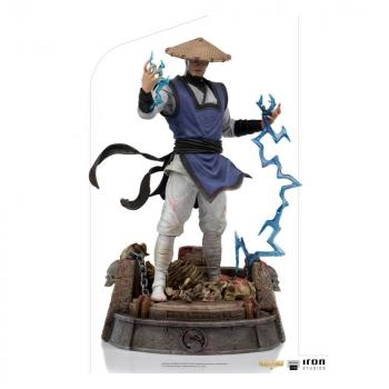 Mortal Kombat Art Scale Statue - Raiden