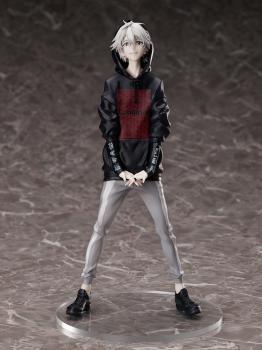 Neon Genesis Evangelion PVC Figure - Nagisa Kaworu Ver. Radio Eva Original Color 1/7