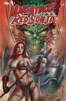 Mars Attacks Red Sonja (Trade Paperback)