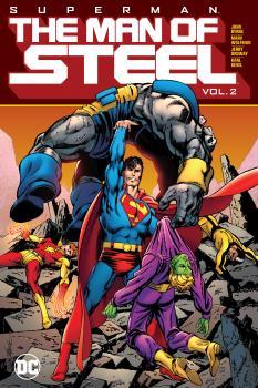 Superman The Man of Steel Vol 02 (Hardcover)