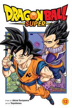 Dragon Ball Super vol 12 GN Manga