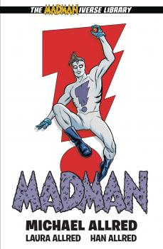 Madman Library Edition Vol 01 (Hardcover)