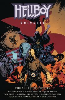 Hellboy Universe Secret Histories (Hardcover)