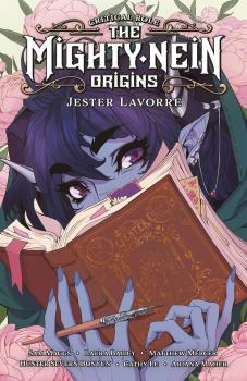 Critical Role Mighty Nein: Origins Jester (Hardcover)