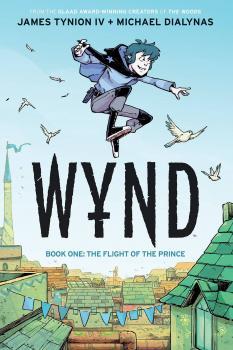 Wynd Original GN Vol 01 (Trade Paperback)