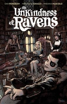 An Unkindness Of Ravens (Trade Paperback)
