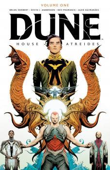 Dune House Atreides Vol 01 (Hardcover)