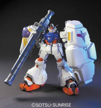 Mobile Suit Gundam Plastic Model Kit - HGUC 1/144 GP-02A