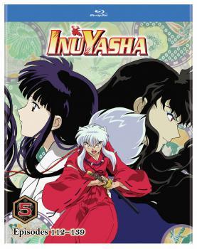 Inu Yasha Set 05 Blu-Ray