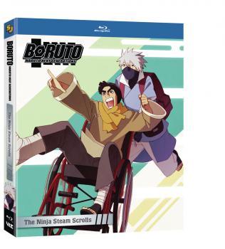 Boruto Naruto Next Generations Set 09 Blu-Ray