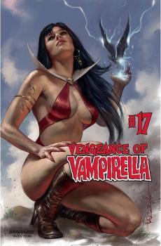 VENGEANCE OF VAMPIRELLA #17 CVR A PARRILLO