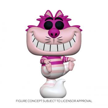 Alice in Wonderland Pop Vinyl Figure - Cheshire Cat (Translucent Tail)