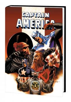 Captain America Omnibus: Death of Captain America DM Var (Hardcover)