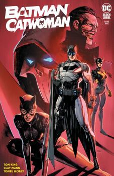 BATMAN CATWOMAN #5 (OF 12) CVR A CLAY MANN (MR)