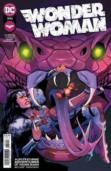 WONDER WOMAN #771 CVR A TRAVIS MOORE